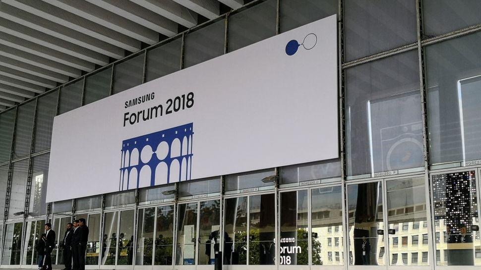 Samsung Forum 2018