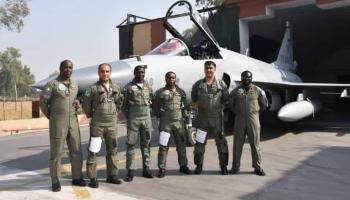 Pakistan supplies JF-17 Thunder Aircraft to Nigeria