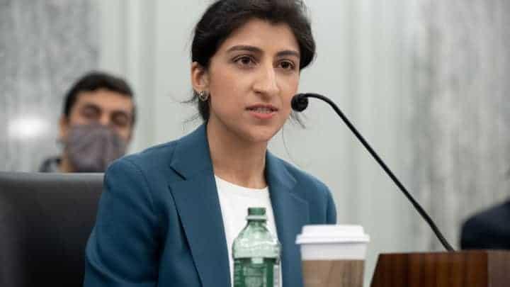antitrust analyst Lina Khan