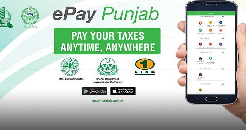 'e-Pay Punjab' make 4.3 million transactions and proves a game changer