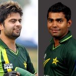 Umer Kaml and Ahmed Shahzad Cricket World cup t20