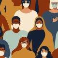 Everyone must wear a mask, Royal Society UK