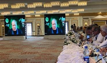 اے پی سی: ہمارا مقابلہ عمران خان سے نہیں، اسکے لانے والوں سے ہے، نوازشریف