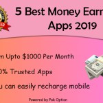 5 Best Money Earning Apps in November 2020