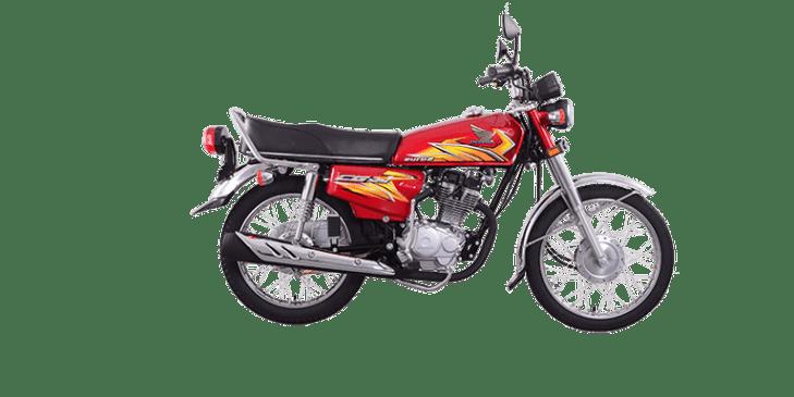 Honda 125 Price in Pakistan