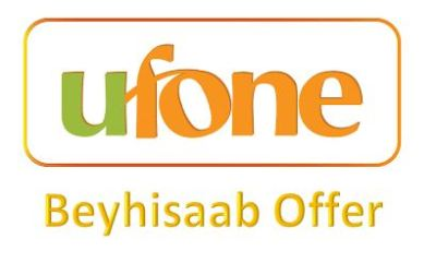 Ufone Beyhisaab Offer
