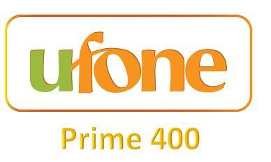 Ufone Prime 400
