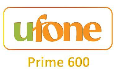 Ufone Prime 600
