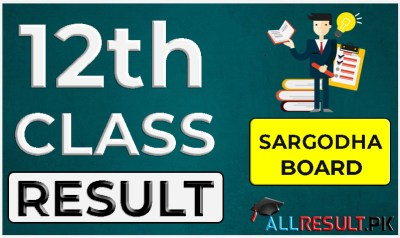 12th Class Result 2021 BISE Sargodha Board
