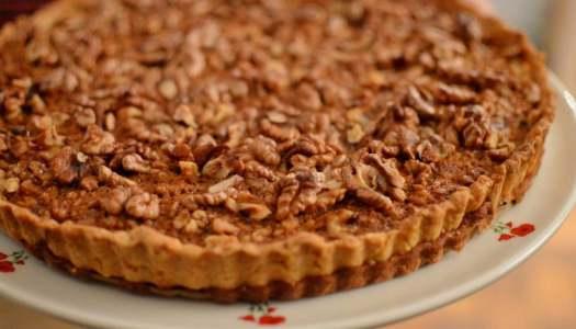 Kitchen prince's tarte aux noix