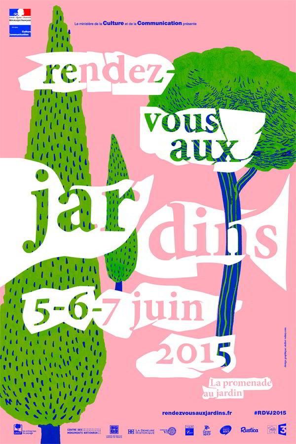 open garden weekend france