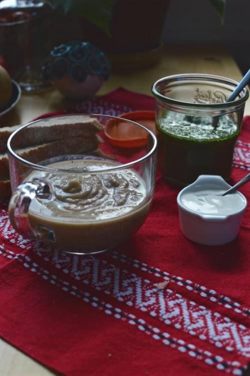 chestnut soup by pakovska