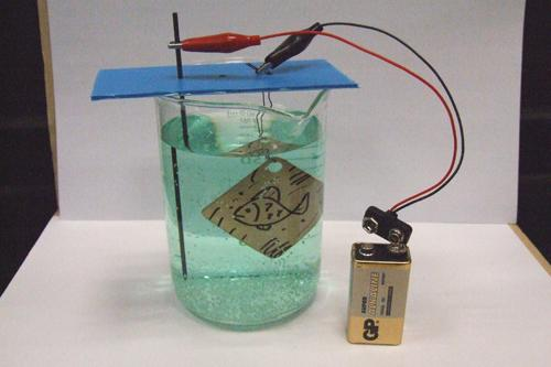 Simple Electric Circuit Diagram Electrical Circuit Diagram