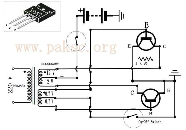 search4electronics: Power Inverter 12 VDC to 220 VAC (Urdu