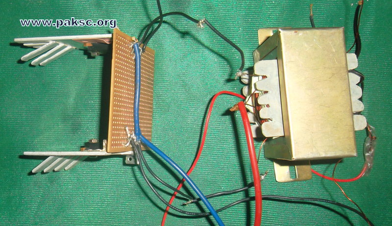 200 Va Uninterrupted Power Supply Ups Circuit Diagram Circuit