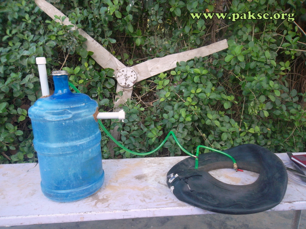 Biogas Plant Anaerobic Digester Science Fair Project Step By Diagram And Tube