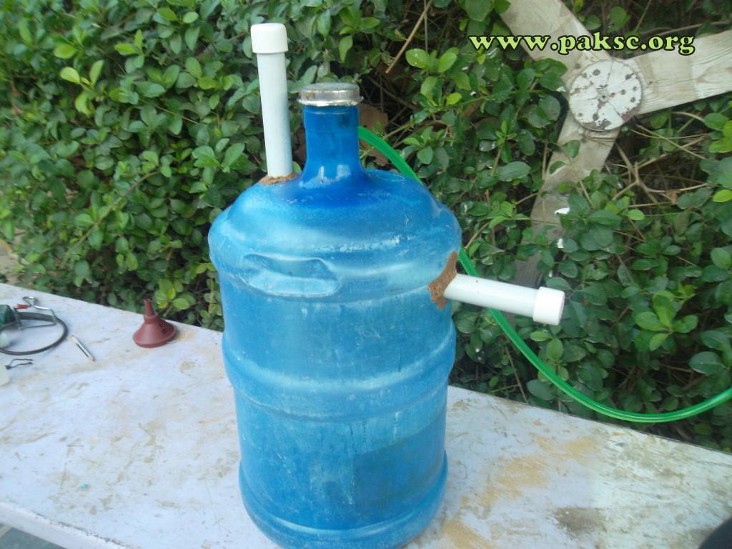 Biogas Plant Anaerobic Digester