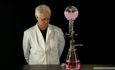 How to make Ammonia fountain