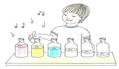 make bottled music