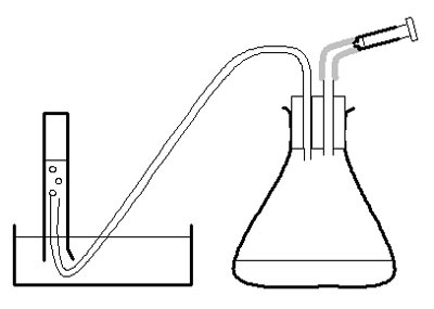 How to Make oxygen with Simple method
