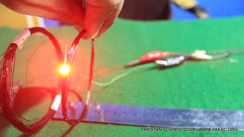 Wireless electricity transfer project (4)