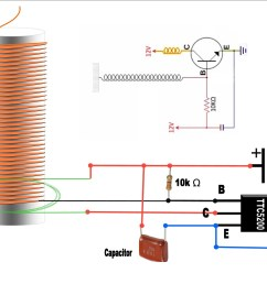tesla coil slayer exciter how to make simple step by step diy tesla coil solid state tesla coil circuit diagram additionally tesla coil [ 1200 x 848 Pixel ]