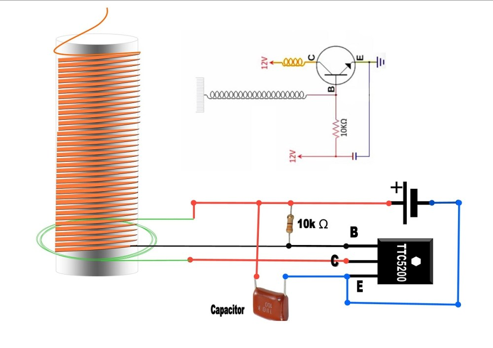 medium resolution of tesla coil slayer exciter how to make simple step by step diy tesla coil solid state tesla coil circuit diagram additionally tesla coil