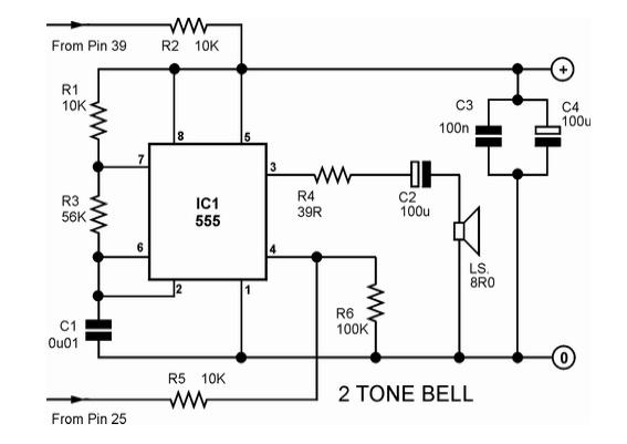 2 tone alarm