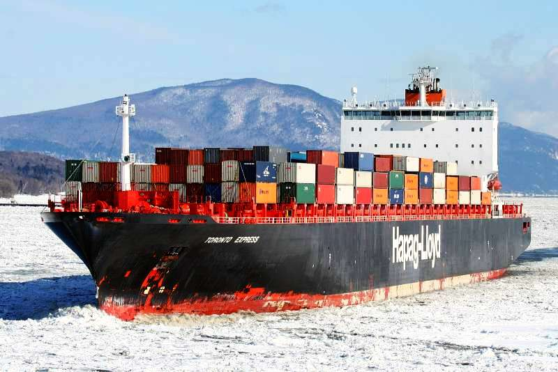 Le Toronto Express crédit: shipspotting.com