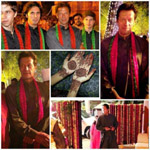 Imran Khan And Reham Khan Walima Ceremony Wedding Pictures