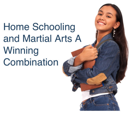 home schooling and martial arts