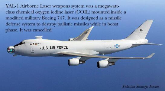 YAL-1 Airborne Laser Weapon System