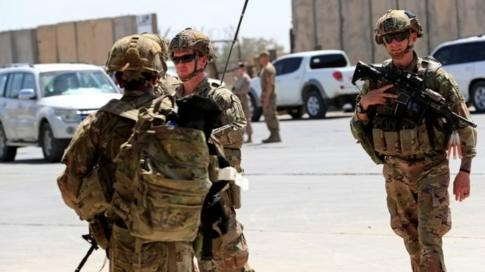 American Taliban; The Footprints of US Special Forces in War Against Terror