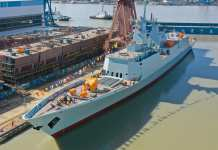 Pakistan to Commission First Tughril Class Frigate Next Month