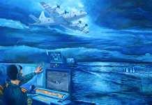 Pakistan Navy Detects Indian Navy Submarine