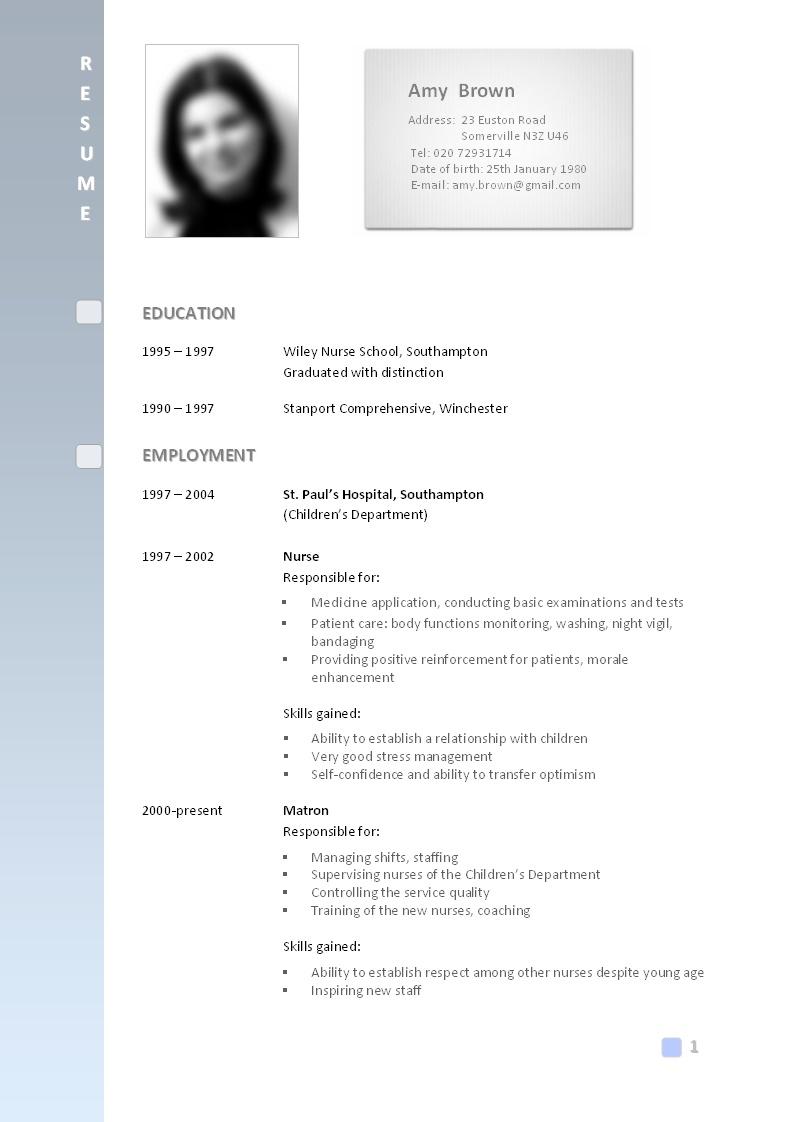 Sample Ng Application Letter Tagalog