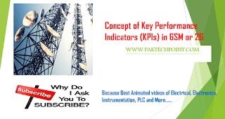 Key Performance Indicators in gsm