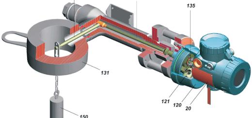 Working Principle of Displacer type level transmitter