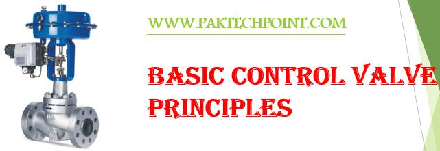 basic control valve principles