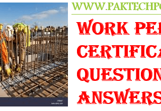 work permit questions