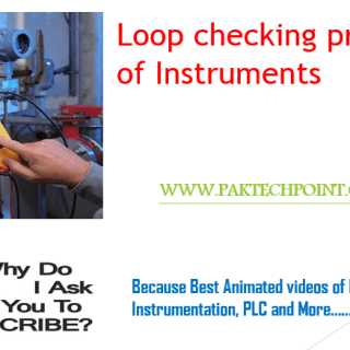 loop checking procedure