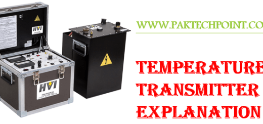 TEMPERATURE TRANSMITTER EXPLANATION
