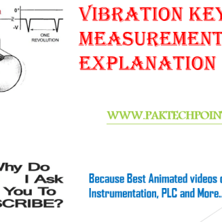 keyphasor measurement