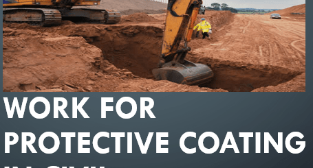 WORK FOR PROTECTIVE COATING IN CIVIL