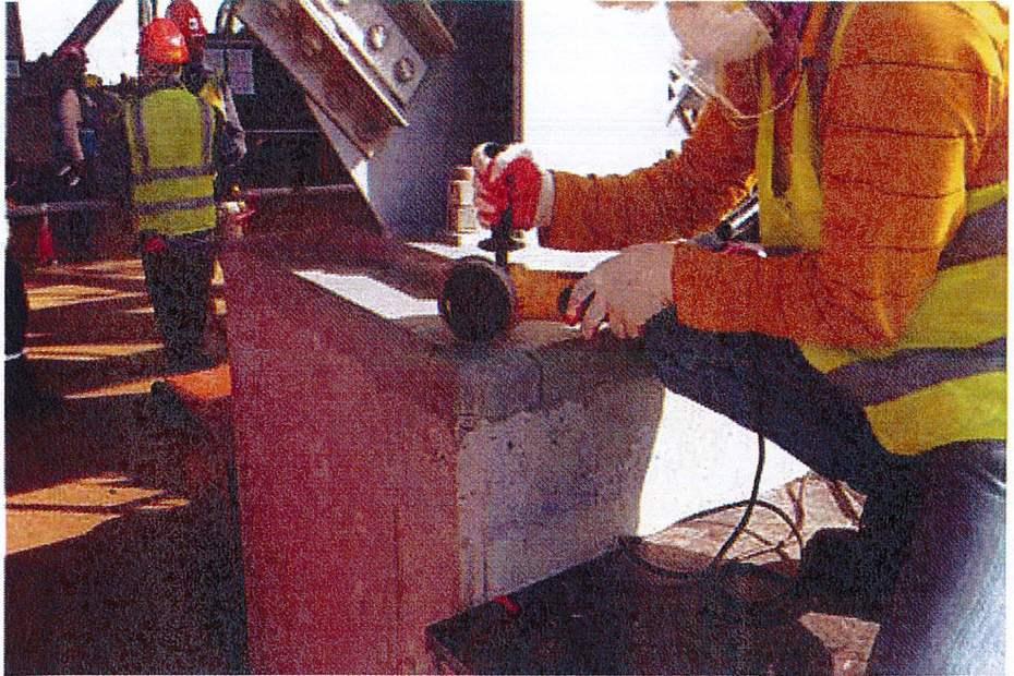 Civil Grouting Repair Works
