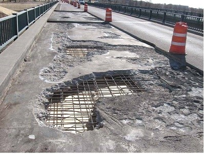 Civil Concrete Paving Work