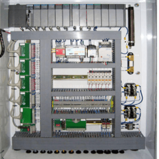electrical panel cables installation