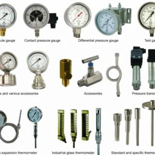 Design Requirement of Pressure Instruments, Pressure Gauges Design Requirements, Pressure Switches Design Requirements,Local Pressure Controllers Design