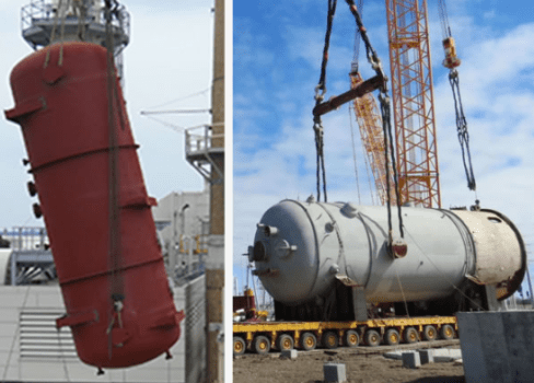 Procedure for Dress-up of Vessels. Pipe Supports Installation. Pipe Installation. Conduit Installation. Cable Tray Installation