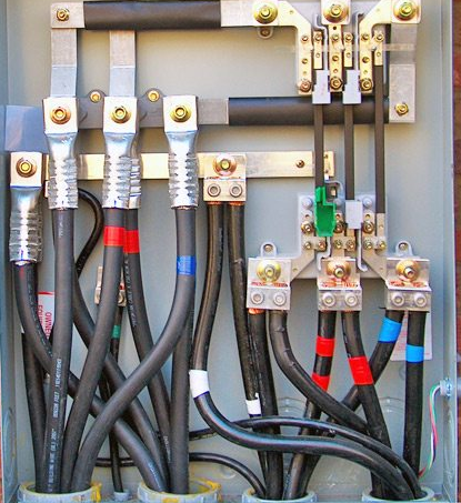 NEC Cable Types in Plants. Metal Clad Cables. Types NM and NMC. Type TC CABLE. Type MV Cable and IEC Equivalent